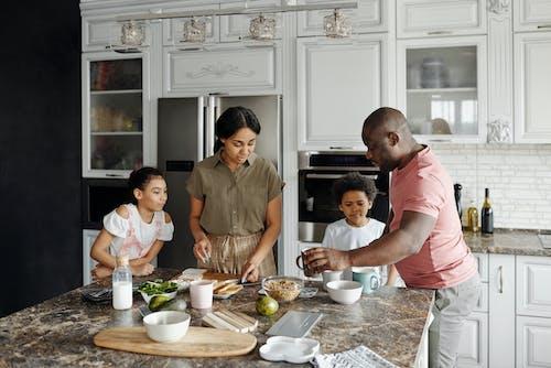 アフリカ系アメリカ人, アフリカ系アメリカ人女性, アボカド, おとこの無料の写真素材