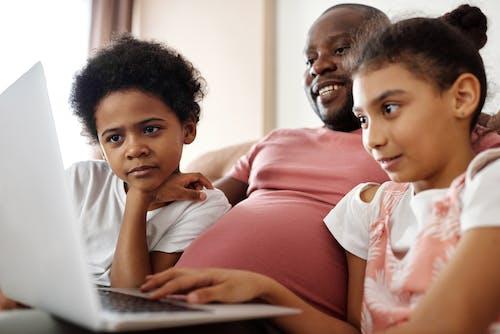 netflix, アフリカ系アメリカ人, アフロ, インターネットの無料の写真素材