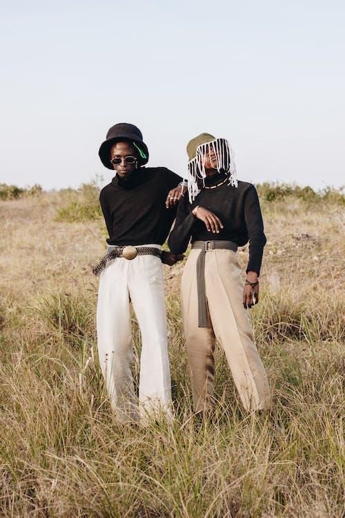 アダルト, アフリカ, アフリカ服, アフリカ産の無料の写真素材