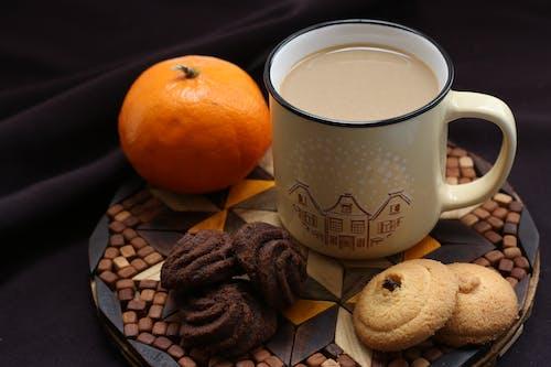 Gratis stockfoto met bakken, biscuits, cafeïne