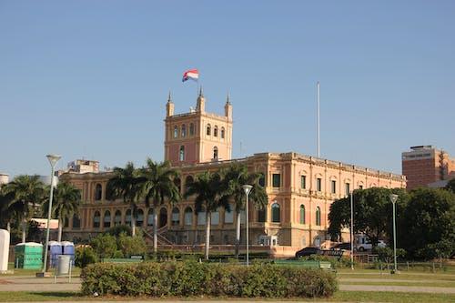 Free stock photo of edificio del gobierno