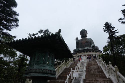 Free stock photo of buddha, buddha statue, hong