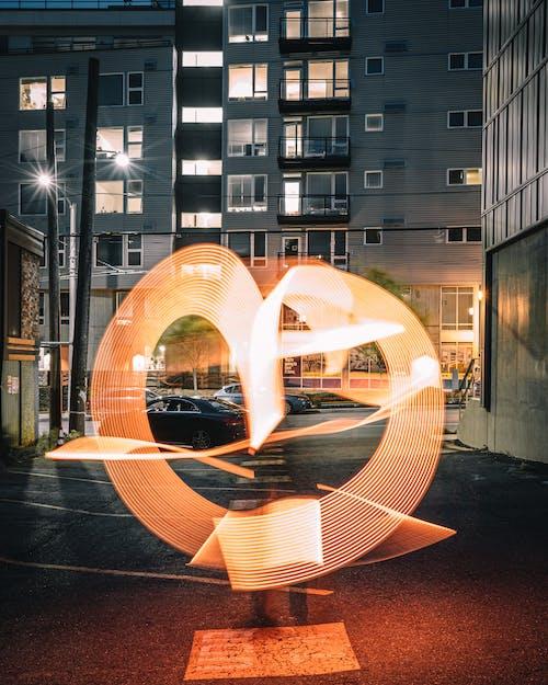 Základová fotografie zdarma na téma architektura, barevný, barva