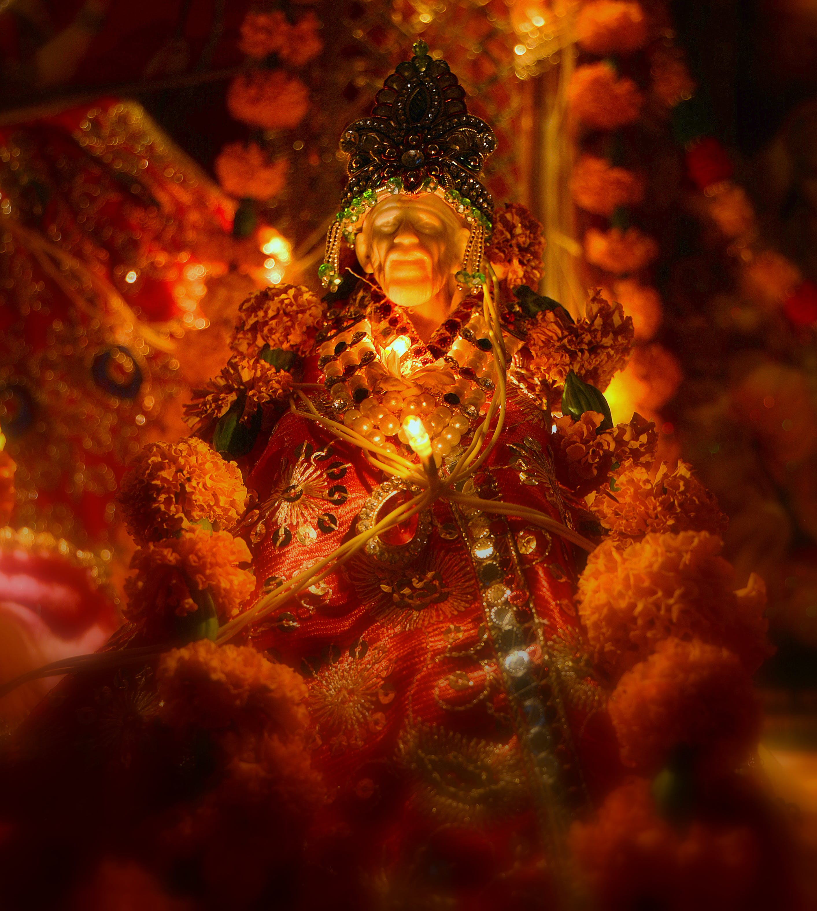 Free stock photo of god, india, religion, Sai Baba