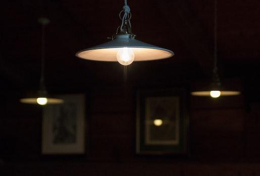 Kostenloses Stock Foto zu beleuchtung, verschwimmen, dekoration, drinnen