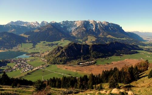 Free stock photo of Alpen, ausblick, Berge, panoramablick