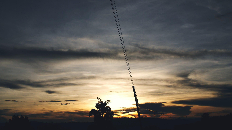 Free stock photo of emotion, sunset suburb