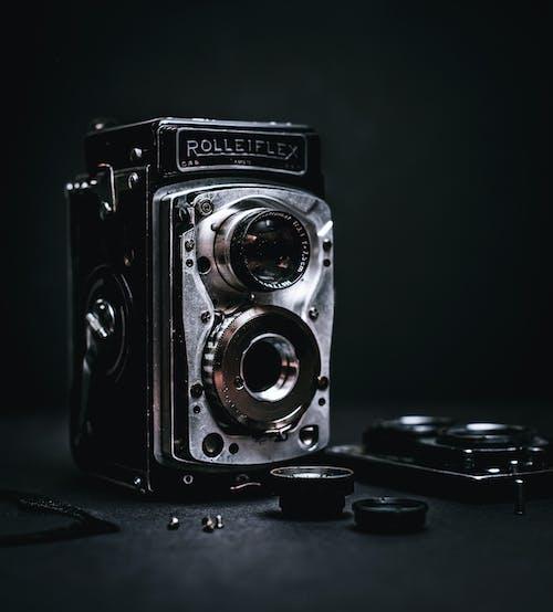 3C用品, 两个镜头, 光學 的 免费素材图片