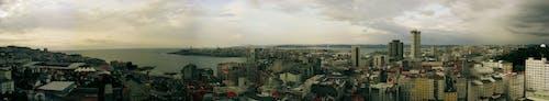 Free stock photo of city, panoramic