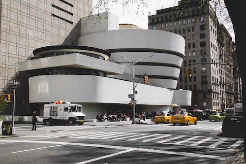 Fotos de stock gratuitas de 5ta avenida, America, arquitectura, blanco