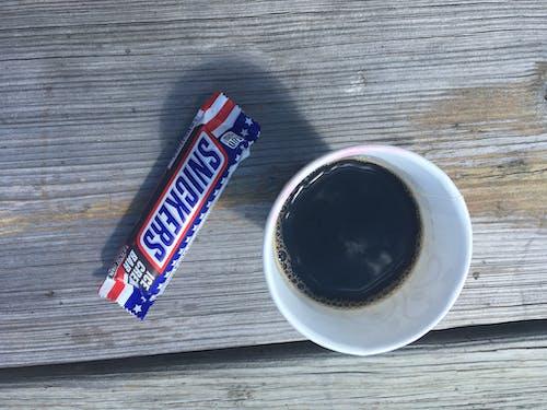 Photos gratuites de art du café, barra de chocolate, chocolat