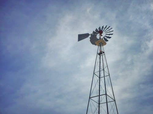 Kostnadsfri bild av blå himmel, dödsdalen nationalpark, energi, grön
