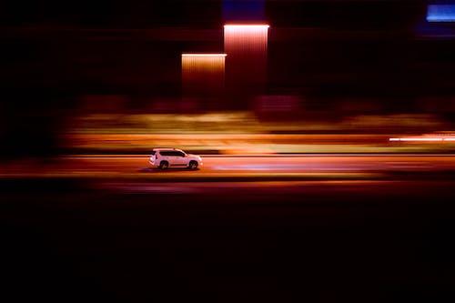 Free stock photo of dubai, night, vehicle