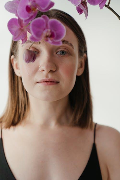 Photos gratuites de beauté, beaux yeux, belle fleur