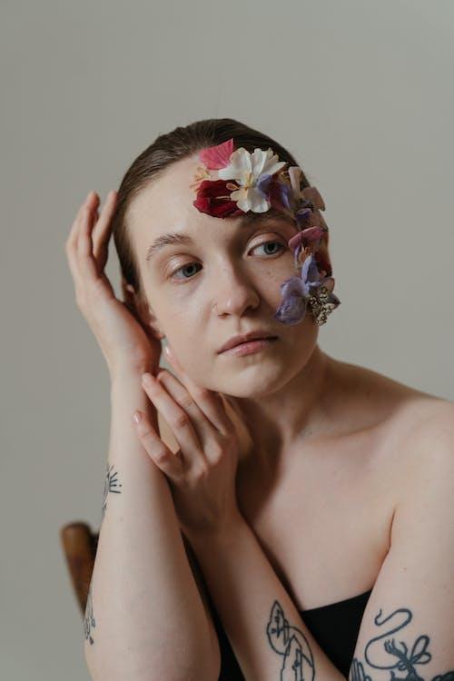 Foto profissional grátis de arte, beleza, broto, de flores