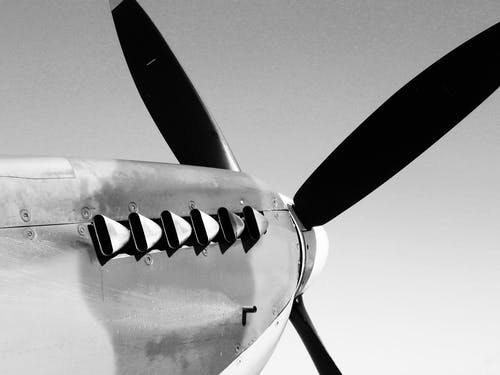 bw, エアスクリュー, エンジニアリングの無料の写真素材
