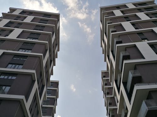 Free stock photo of apartment building, architectural building, architecture, architecture design
