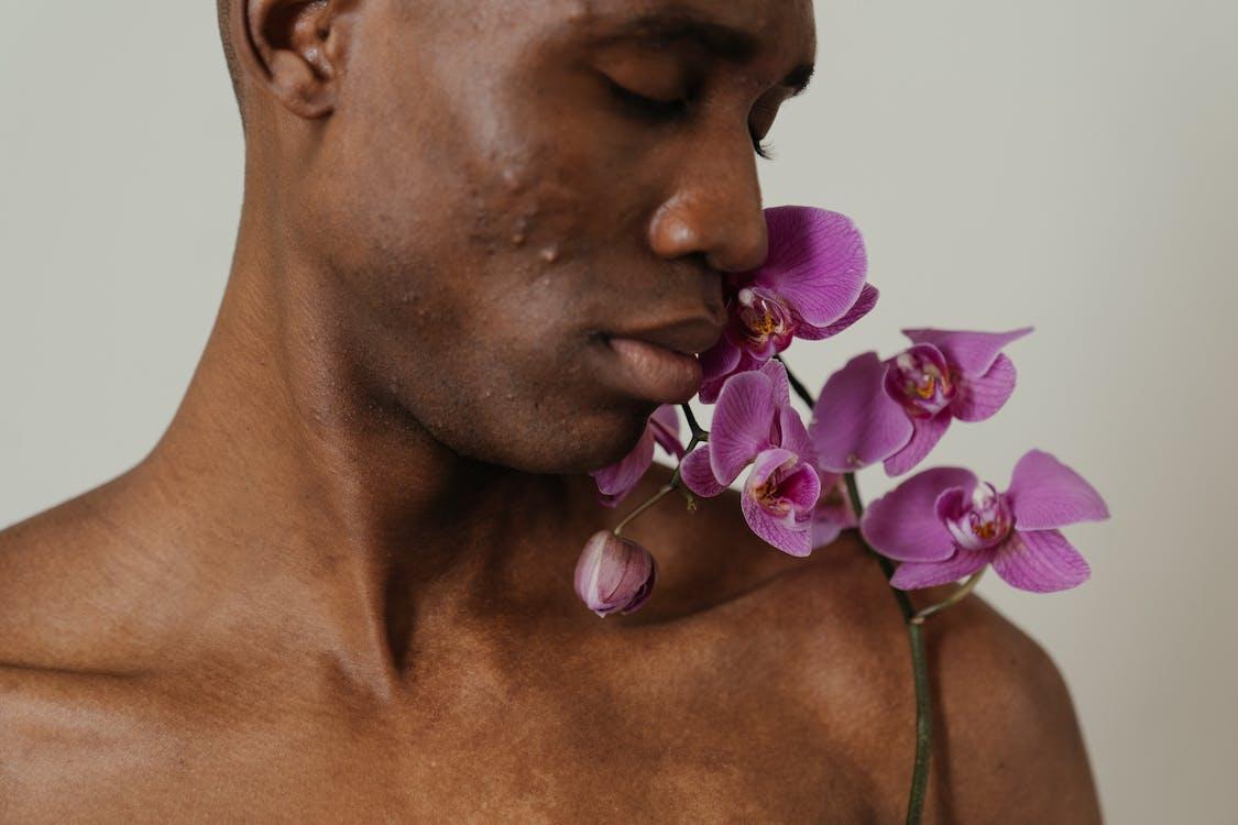 Fotos de stock gratuitas de acné, brotar, brote