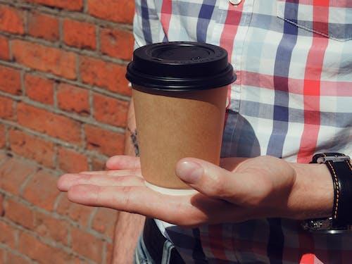 人, 去, 咖啡, 咖啡杯 的 免費圖庫相片