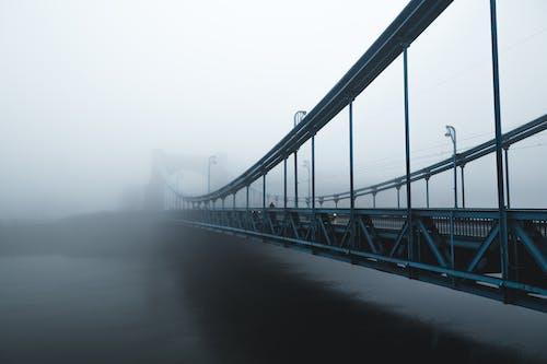 Gratis stockfoto met brug, connectie, dageraad, donker