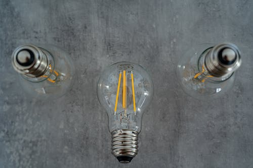 Photo of Incandescent Lightbulbs