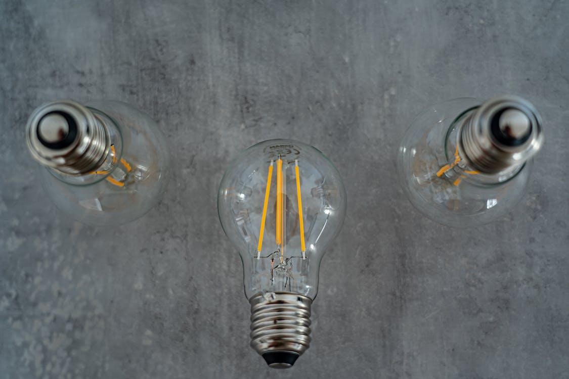 Photo of Incandescent Lightbulbs