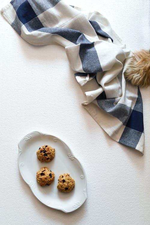 Foto profissional grátis de alimento, assados, biscoitos