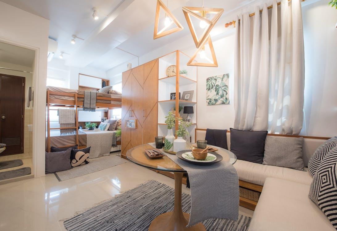 Základová fotografie zdarma na téma architektura, bydlení, design interiéru