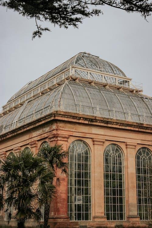 Kostenloses Stock Foto zu architektur, botanischer garten, edinburgh, europa