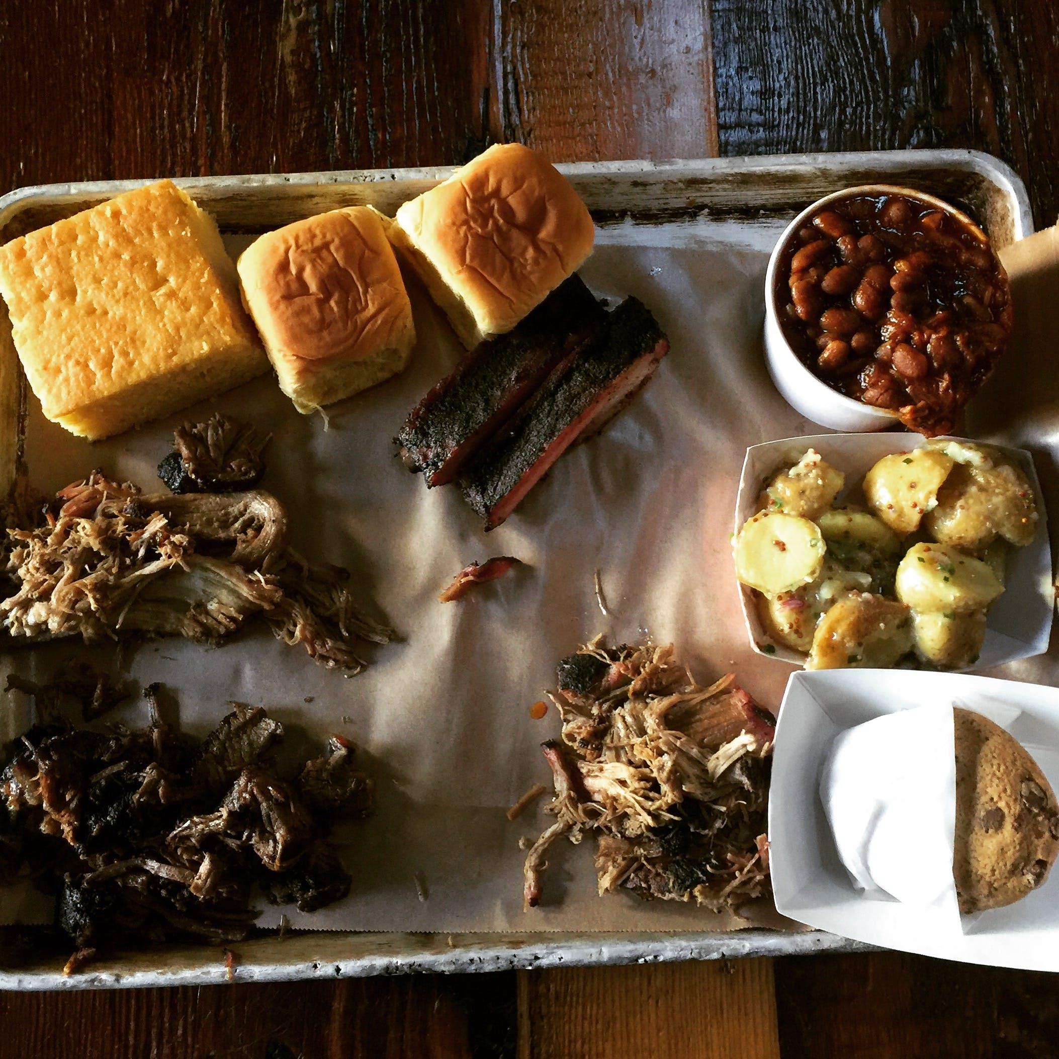 Kostenloses Stock Foto zu essen, fleisch, grillparty, süd