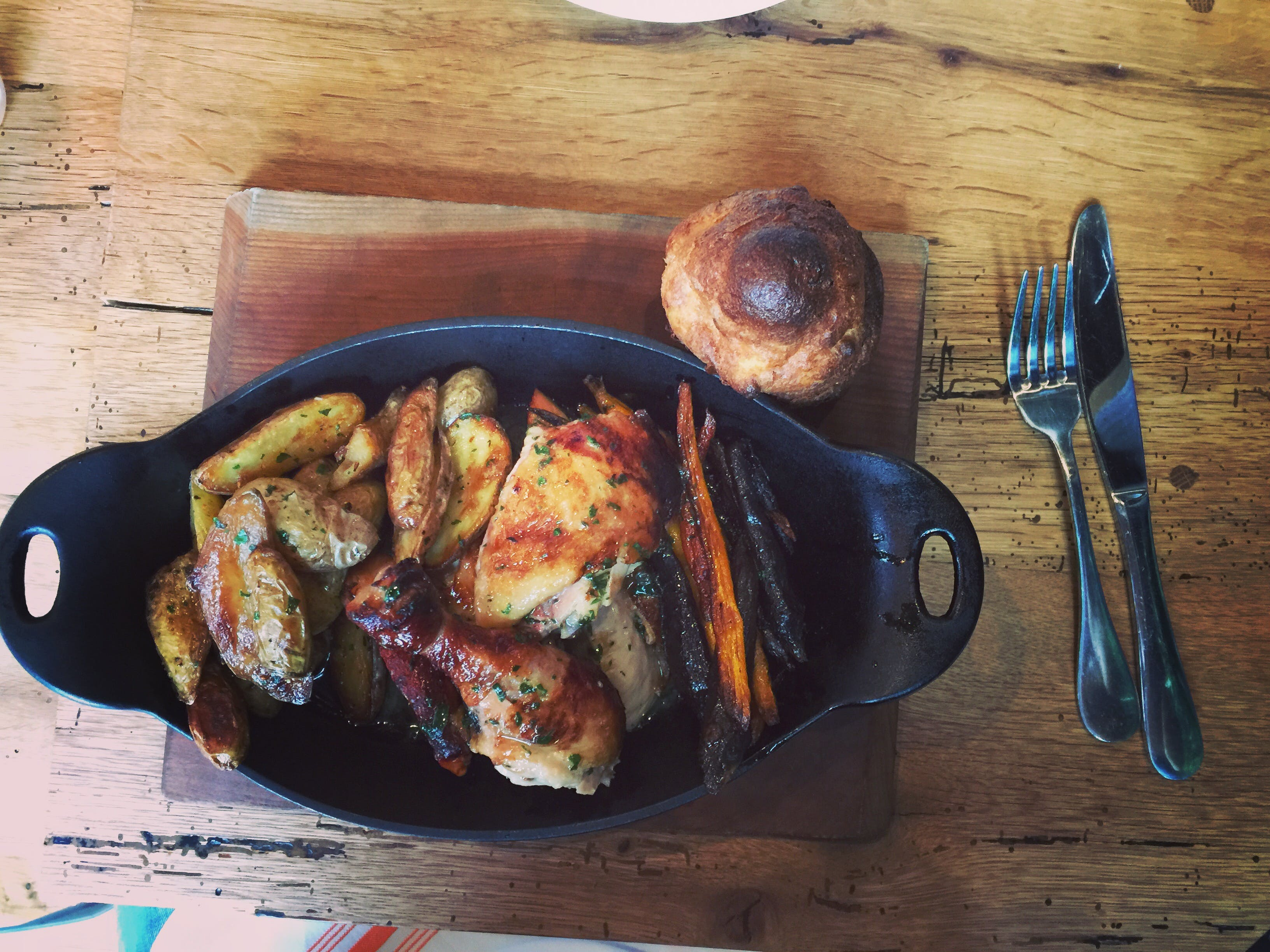 Free stock photo of food, dinner, chicken, roasted