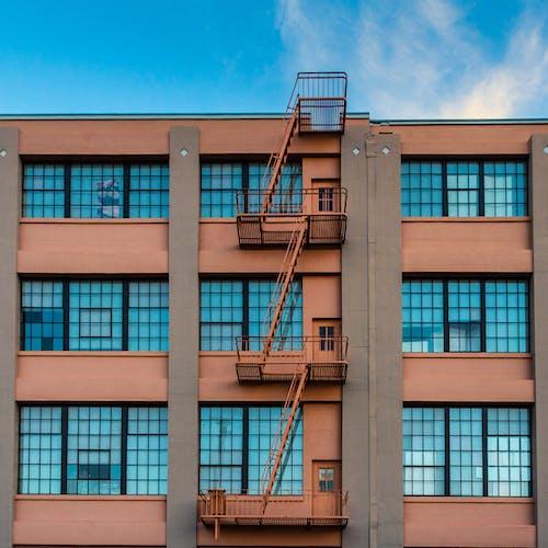 Foto profissional grátis de arquitetônico, arquitetura, azul, céu