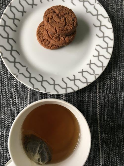 Photos gratuites de biscoito, biscuit, biscuits, cha