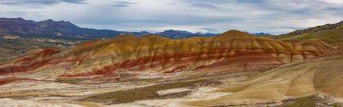 Free stock photo of Painted Hills