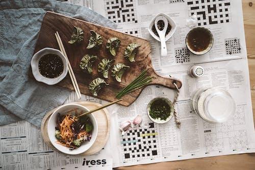 Immagine gratuita di cibo asiatico, cibo piatto, cibo vegano, cucinando