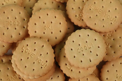 Free stock photo of cookies, cool, like you, love you