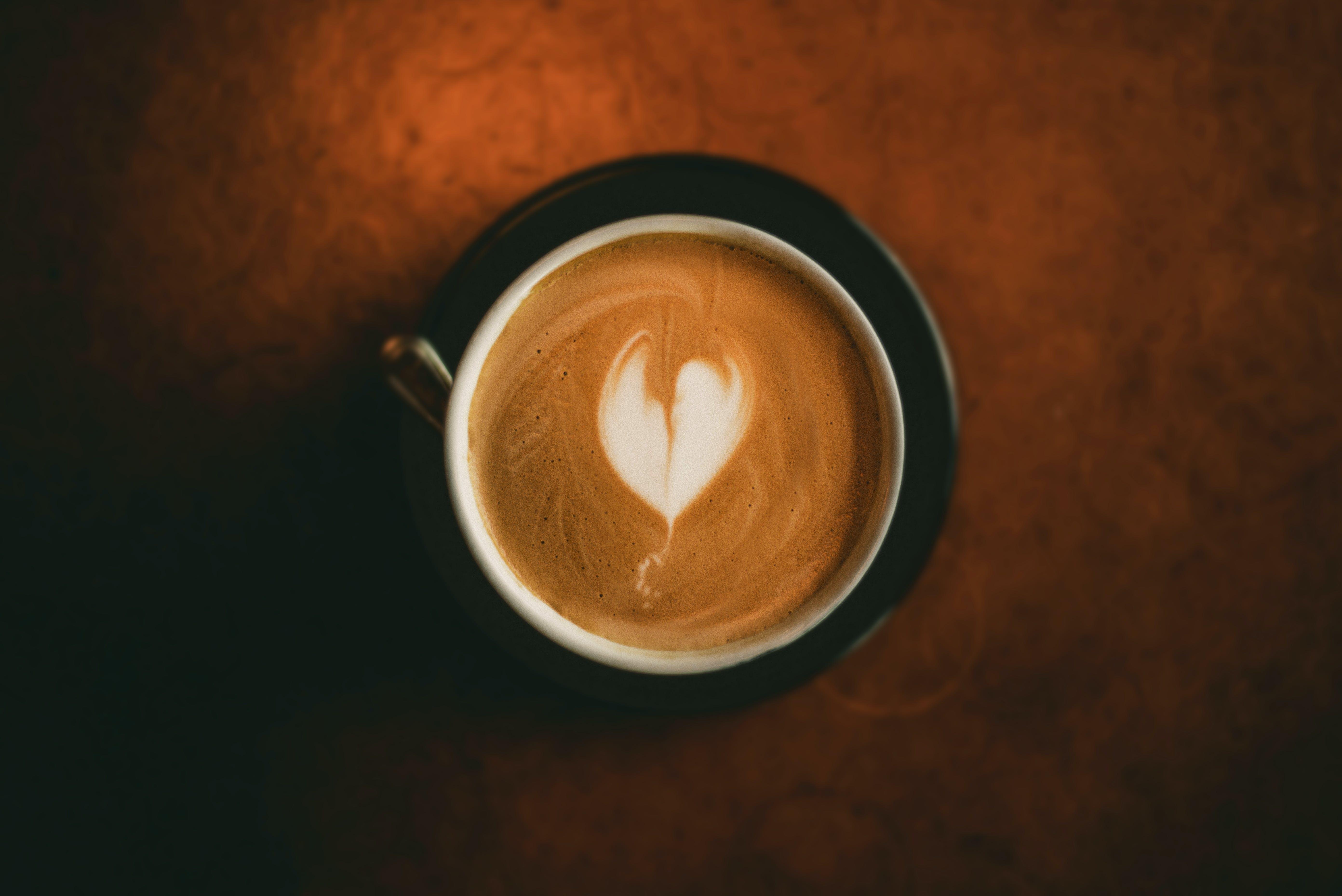 エスプレッソ, カップ, カフェイン, カプチーノの無料の写真素材