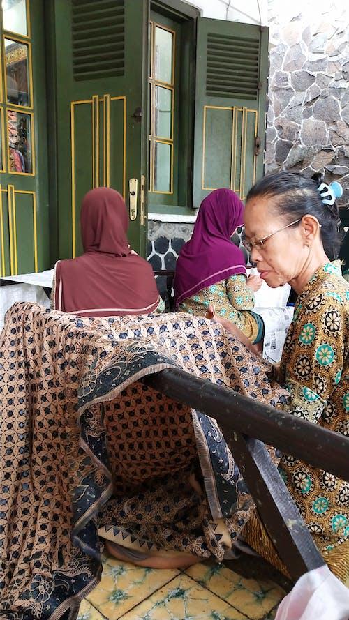Free stock photo of batik, budaya, indonesia