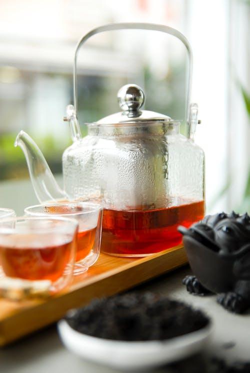 Glass Tea Set