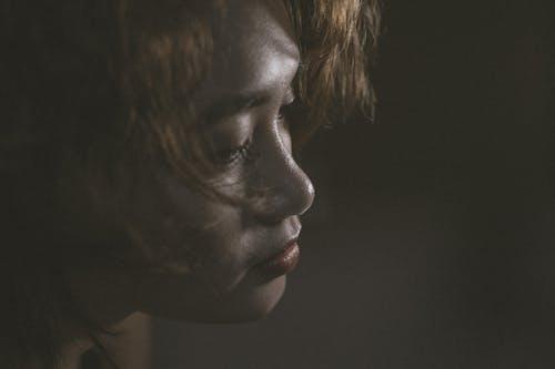 Free stock photo of black, Indoor shoot, mood, photography