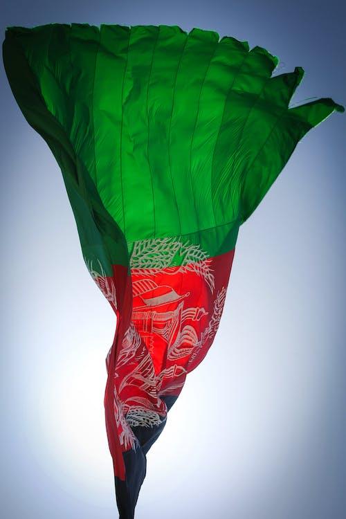Free stock photo of afghanistan, afghanistan flag, flag