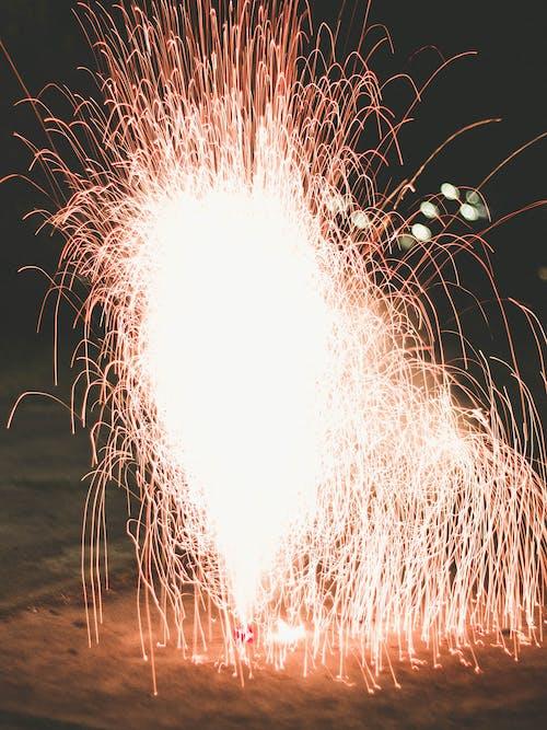 墨西哥, 新年快樂, 新生兒, 焰火 的 免費圖庫相片