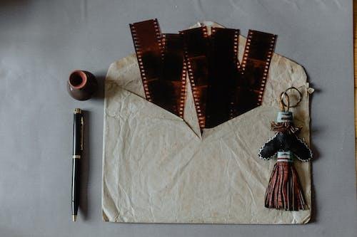 Free stock photo of analog, Dolma kalem, film, gri