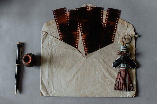 Free stock photo of analog, arka plan, film, obje