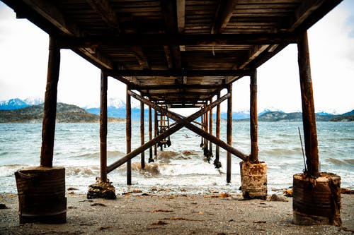 Free stock photo of mar, pier, sea, ushuaia