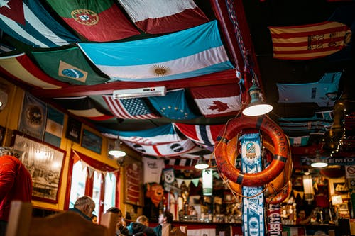 Free stock photo of beer, pub, ushuaia
