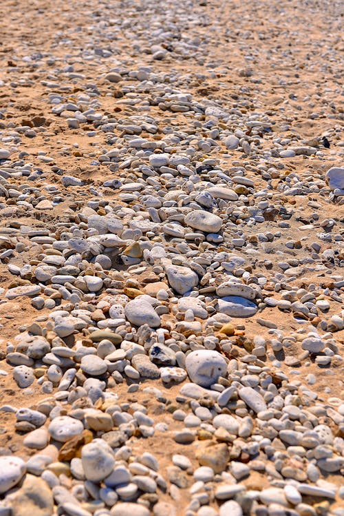 Free stock photo of beach, bed of rocks, rocks, stones