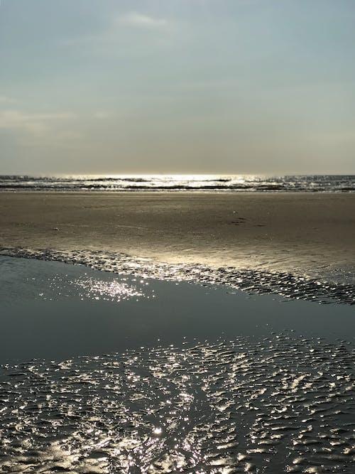 Kostenloses Stock Foto zu reflektierung, reflexion, seelandschaft, sonne