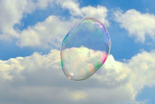 Kostenloses Stock Foto zu ballon, seifenblase
