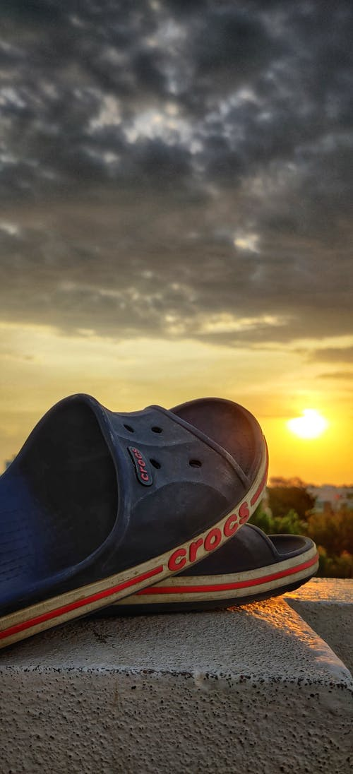 Free stock photo of #mobilechallenge, crocs sunset, evening, Good Vibes